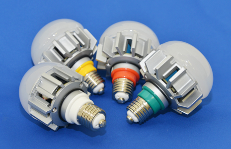 Features of LED bulbs for traffic lights